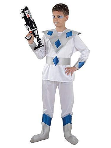DISBACANAL Disfraz galáctico niño - -, 8 años