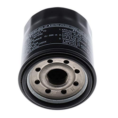 Almencla Motorrad Kraftstofffilter Ölfilter Benzinfilter passend für Kawasaki 16097-1072 16097-1070 16097-0002 16097-0003 16097-0004 16097-0008