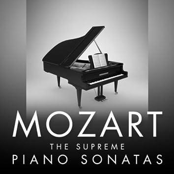 Mozart - The Supreme Piano Sonatas