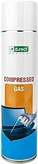 D.RECT Spray à Air Comprimé 600ml | Purificateur d'air Comprimé | pour le Nettoyage du Clavier | Ordinateur Appareil Photo...