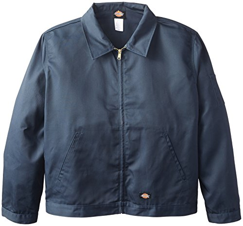 Dickies Herren JT75 Jacke, Blau (Dark Navy DN), Medium