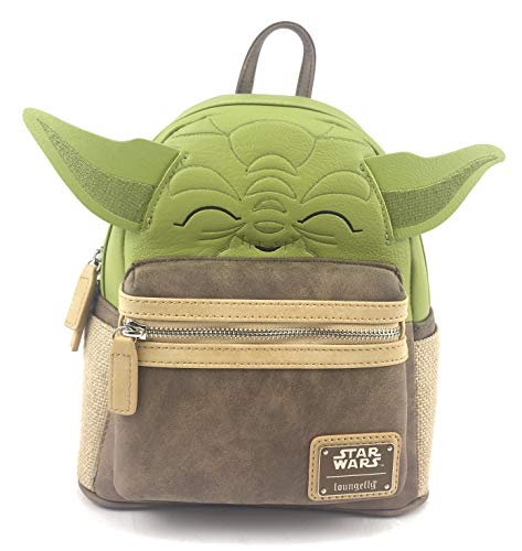 Loungefly Disney Yoda Star Wars Mini-Rucksack