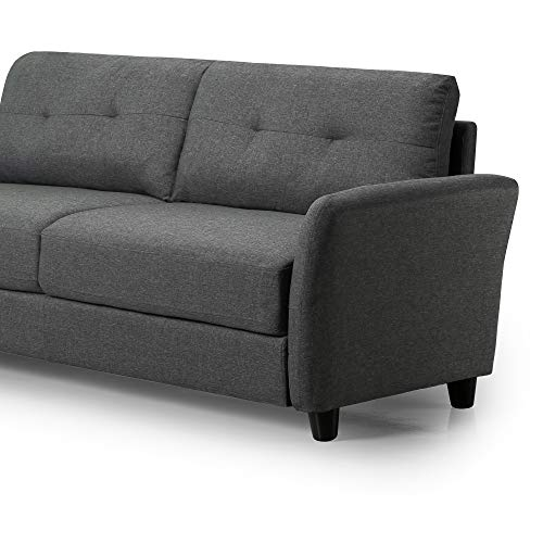 Zinus Ricardo, Sofa, Dark Grey