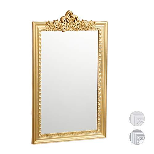 antik spiegel gold