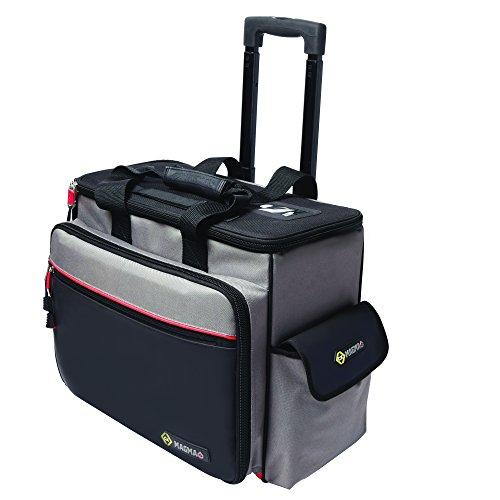 C.K MAGMA MA2650 - Bolsa para herramientas (500 x 300 x 400 mm), color gris y negro