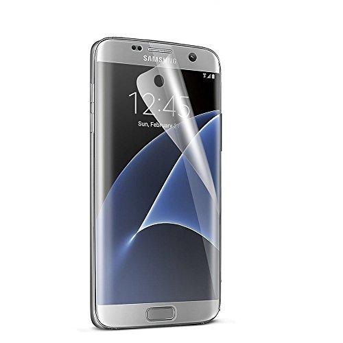 Mocca Design FP-S6EDGE-AC - Pellicola Protettiva Anti-Rottura per Schermo, per Samsung Galaxy S6 Edge