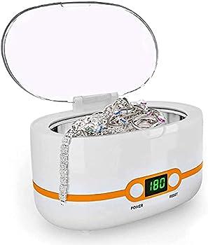 Ultrasonic Cleaner Professional Ultrasonic Jewelry Cleaner 20oz