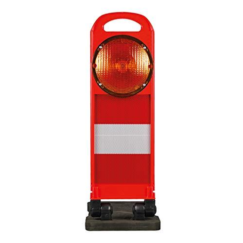 LED-MARTIN FlashMax - Schnellabsicherung - Klappbake - Bast Prüfung