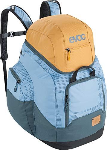 evoc Sac de Transport pour Chaussures de Ski et Casque - 60 l - Multicolore - 35 x 35 x 56 cm