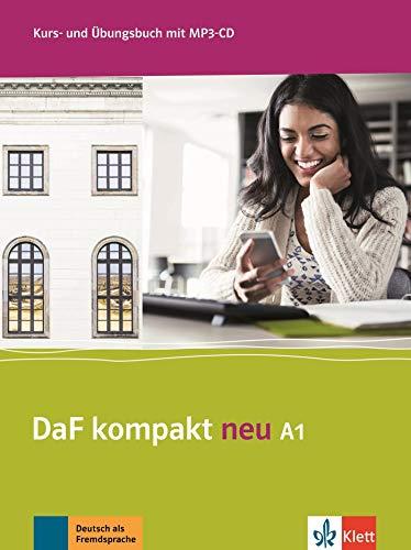 Daf Kompakt A1 Kurs-Ubun+Cd Neu