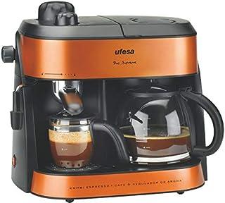 Amazon.es: Ufesa - Cafeteras / Café y té: Hogar y cocina