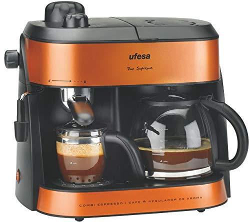 Cafetera Express UFESA CK7355