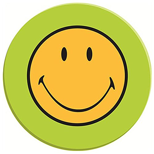 zak! Designs 6187-0313 Smiley Klassik Speiseteller grün 25