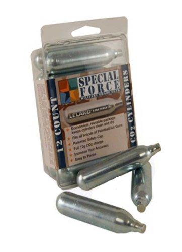 CO2 12 Gramm Kapsel, 12 Stück, Sparpaket