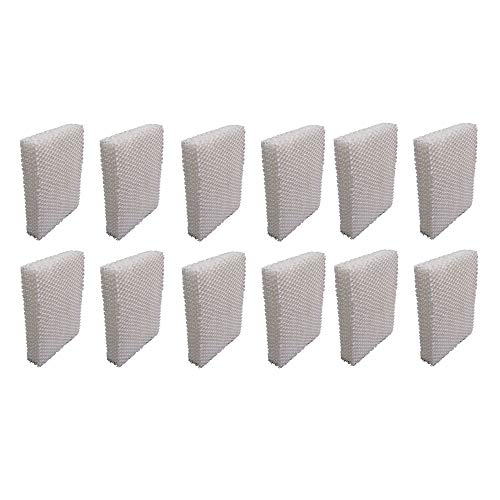 Humidifier Wick Filter for Vornado MD1-0002 (12-Pack)