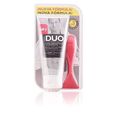 TAKY Dúo for men crema depilatoria envase 200 ml