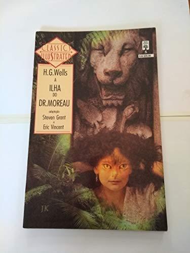A Ilha do Dr. Moreau - Classics Illustrated nº 5