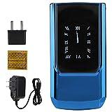 Vcriczk Teléfono móvil, teléfono del tirón del Teclado de la Pantalla Dual del Modo de Espera de Dual Sim, Adultos para los Estudiantes de los niños Mayores(European regulations)
