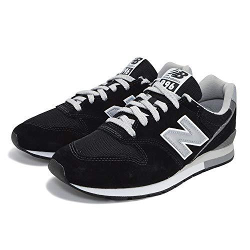 [ニューバランス] NEWBALANCE CM996 メンズスニーカー シューズ 運動靴 (26.5cm, BLACK(001))