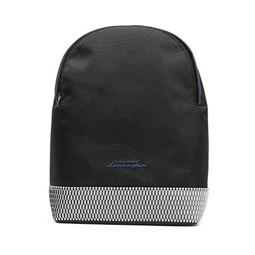 LamborghiniNero Black Backpack