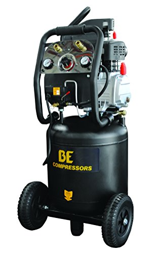 Find Cheap BE Pressure AC2010 10 Gallon Vertical Compressor, 2 hp, 120V