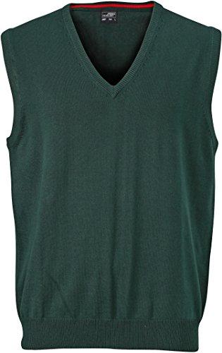 Pullunder - Farbe: Forest Green - Größe: L