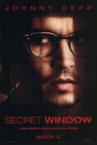 Secret Window 11 x 17 Movie Poster - Style A