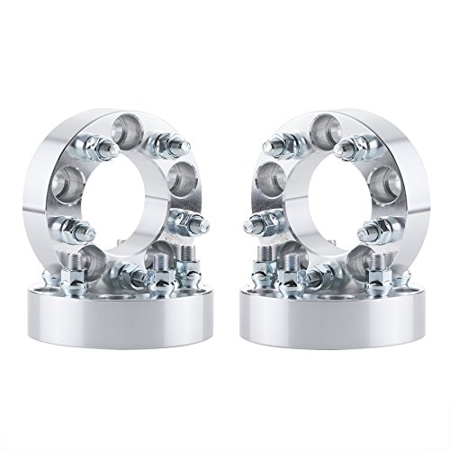 Orion Motor Tech 5x4.5 Wheel Spacers 1.5 inches with 1/2-20 Studs, Compatible...