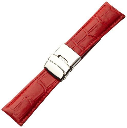 Morellato cinturino in pelle donna TIPO rosso 12 mm A01U3084656083CR24