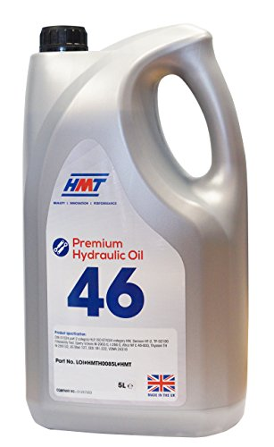 HMT HMTH008 Premium Hydraulic Oil 46-5 Litres - ISO for sale  Delivered anywhere in UK