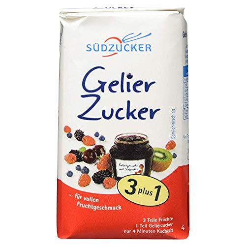 Südzucker Gelierzucker 3 plus 1, 10er Pack (10x500 g)