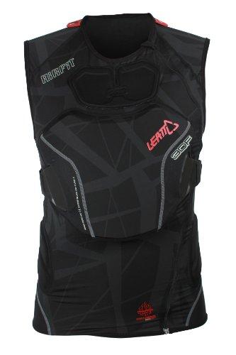 Leatt Ärmelloses Protektionshemd Body Vest 3DF AirFit Schwarz Gr. XXL