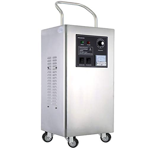 SHIJIANX Air Purifier 10000 MG/h Ozone Generator Air Freshener Sterilizer with Timer, Suitable for Food and Beverage Processing Industry, Farms, Breeding Farms