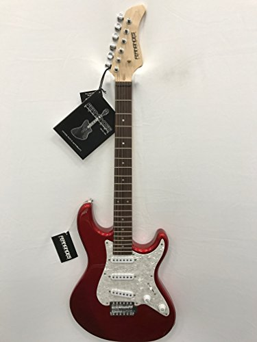 Fernandes Retrorocket X Electric Guitar - Candy Apple Red