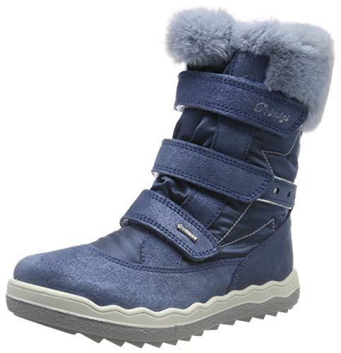 PRIMIGI Mädchen PFZ Gore-TEX 43823 Schneestiefel, Blau (Azzurro/Jeans 4382322), 31 EU