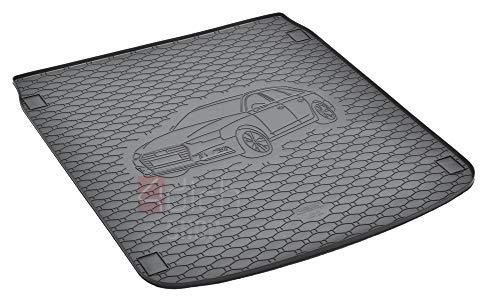 Passgenaue Kofferraumwanne geeignet für Audi A4 B9 Avant Kombi ab 2015