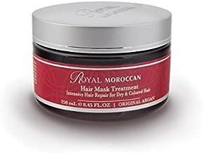 Royal Moroccan Formula - Hair Mask Treatment (250 ml) - Base of Moroccan Argan oil, For color – Treated Hair