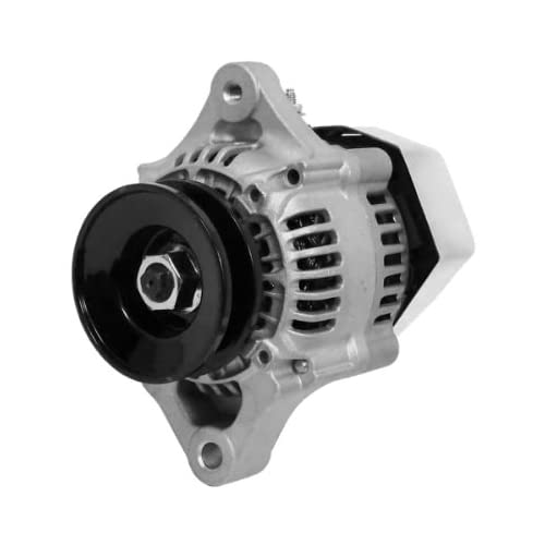 lactrical high output amp mini denso style alternator for chevy street rod  race car 1 one