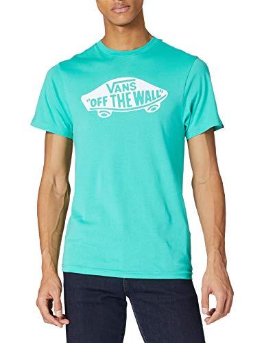 Vans Herren OTW T-Shirt, Waterfall, M