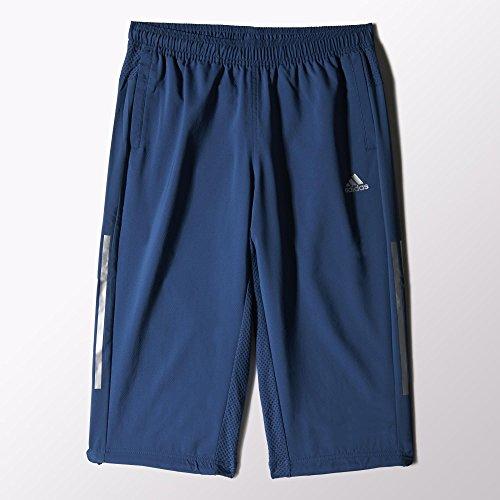 adidas Herren Hose Clima365 3/4 Woven Pant, Vista Blue F14, S