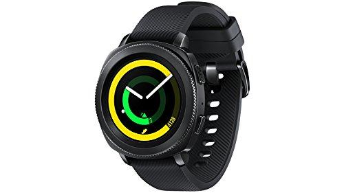 smartwatch samsung gear s Samsung Gear Sport smartwatch Nero SAMOLED 3