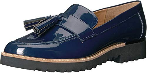 Franco Sarto Women s Carolynn Loafer Flat Inky Navy 8 M US product image