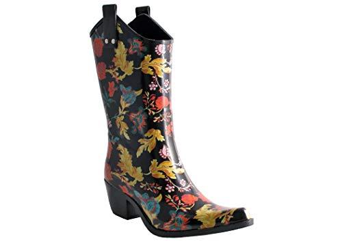 yippy rain boots - 5