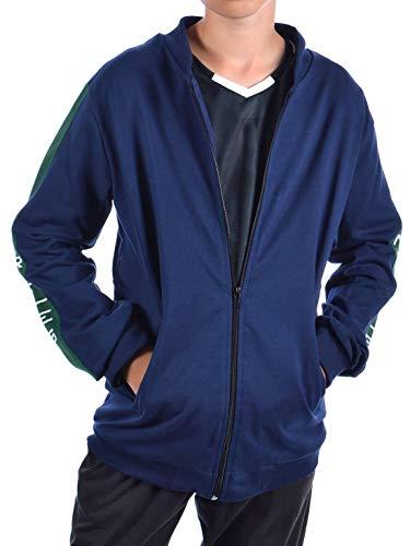 BEZLIT Felpa da bambino con cappuccio 30238 blu navy 116 cm