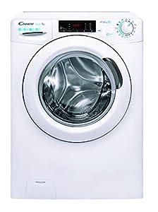 Candy Smart Pro CSO 14105TE/1-S Machine à laver 10 kg 1400 tr/min Fonction vapeur 9 programmes rapides Wi-Fi Bluetooth Blanc