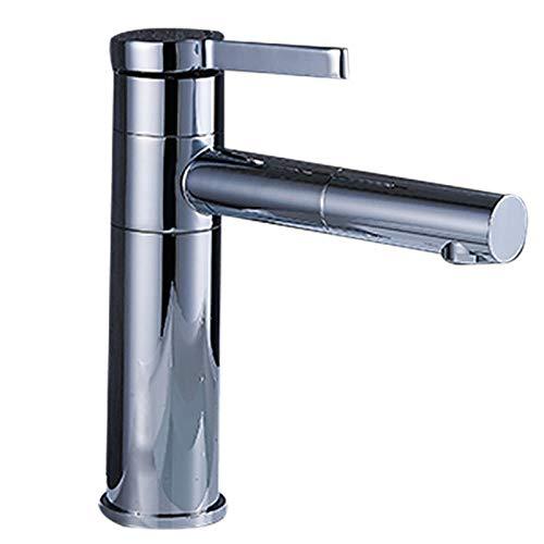 360 Conclusión Grifo giratorio Baño Grifo de lavabo alto Grifo de baño Grifo
