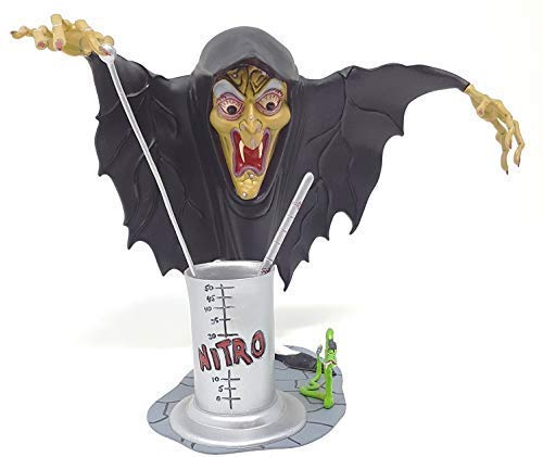 Atlantis Ed Big Daddy Roth Angel Fink Witch Plastic Model Kit Toy and Hobby