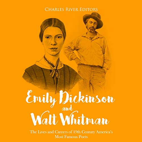 Emily Dickinson and Walt Whitman cover art