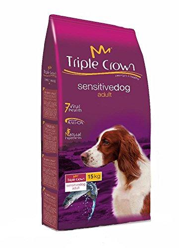 TRIPLE CROWN Pienso para Perros sensibles Sensitive Dog 15Kg