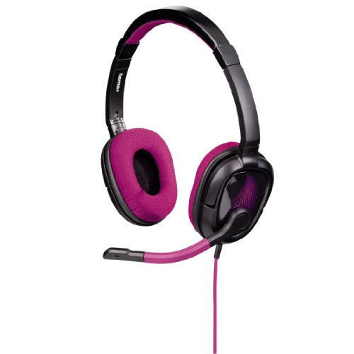 Hama Comfort Series PC-Headset lila